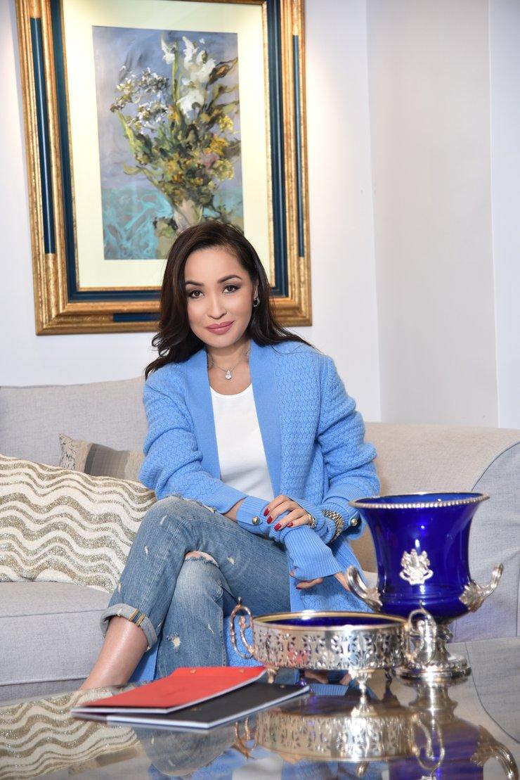 Entretien avec Banu Babayeva: collectionneuse d'art et fondatrice de Bonnie's