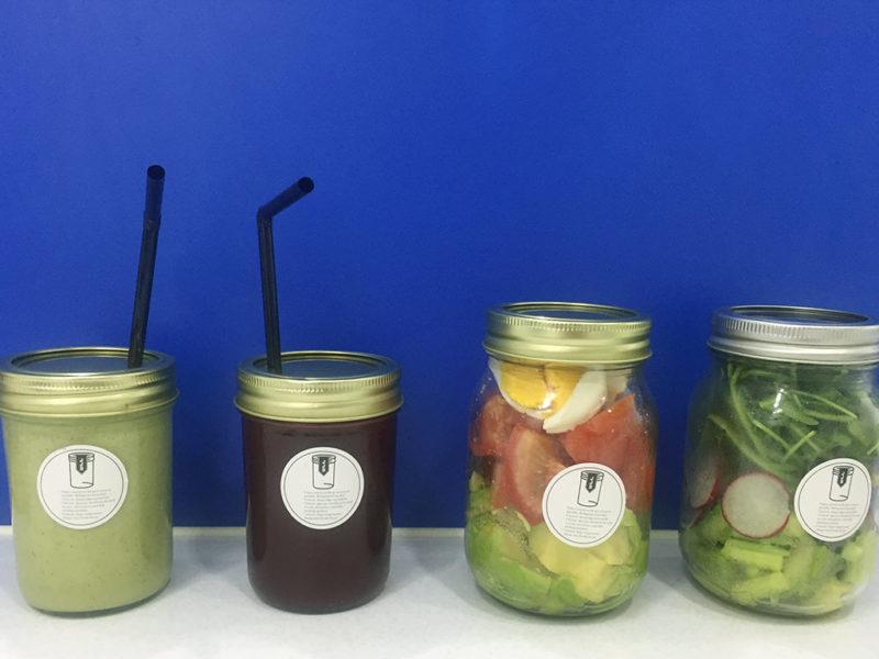 JAR JAR BEAM : des bocaux pleins de santé