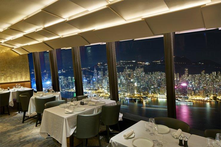 Un diner dans les étoiles – Le 39V Hong Kong