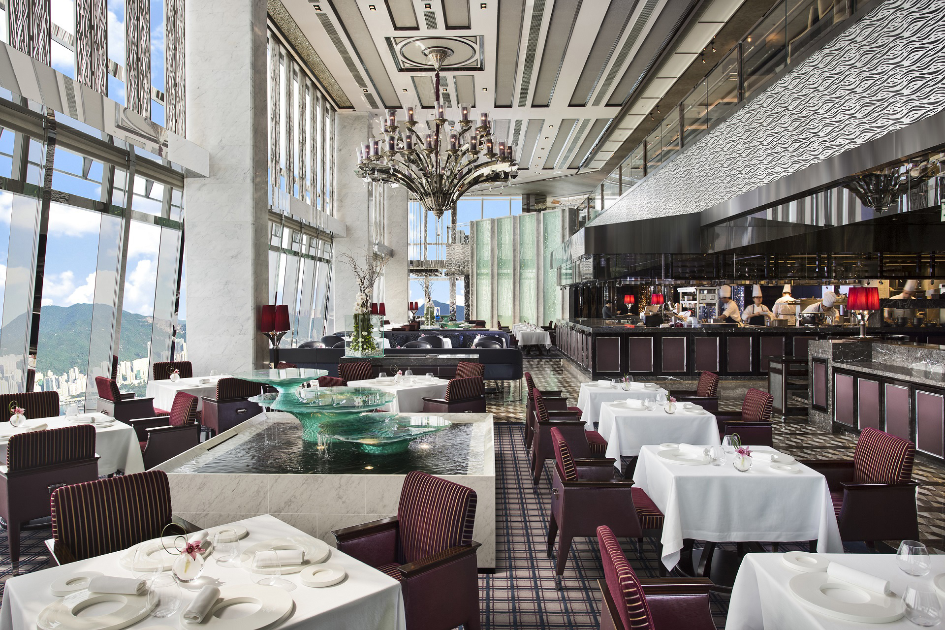 Une expérience de princesse chez Tosca au Ritz-Carlton