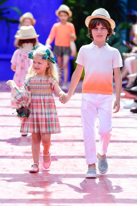 Mode enfants - 3 tendances Printemps/Eté