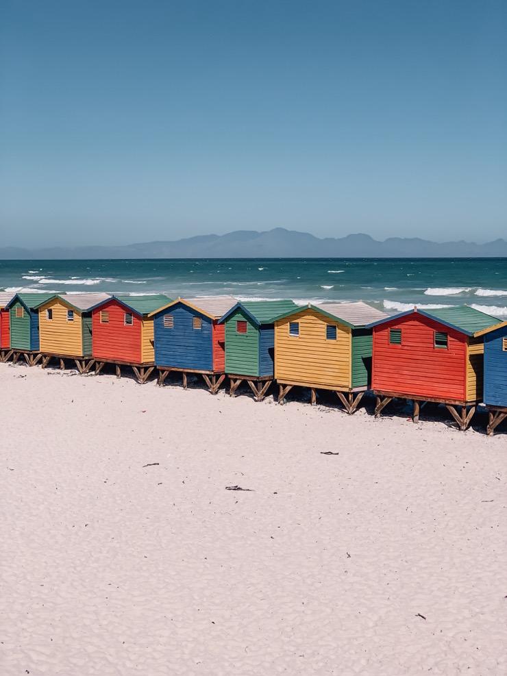 Carnet de Voyage - 1 semaine au Cap