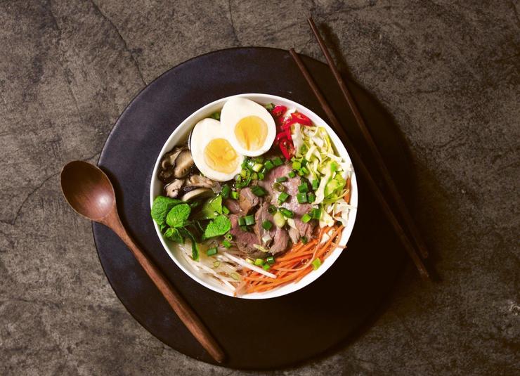 NOSH lance des cup noodles frais et équilibrés