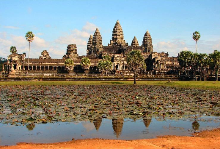 Carnet de Voyage - 3 jours à Siem Reap