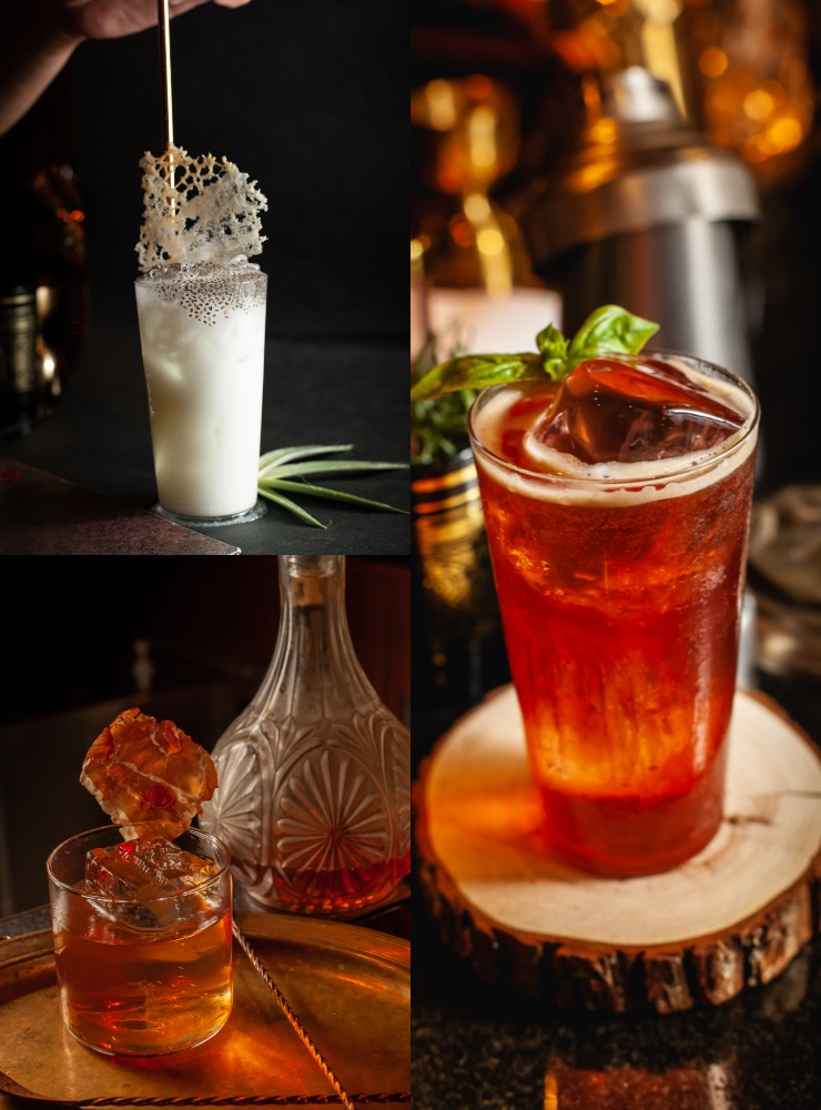 The Wise King - le cocktail est roi