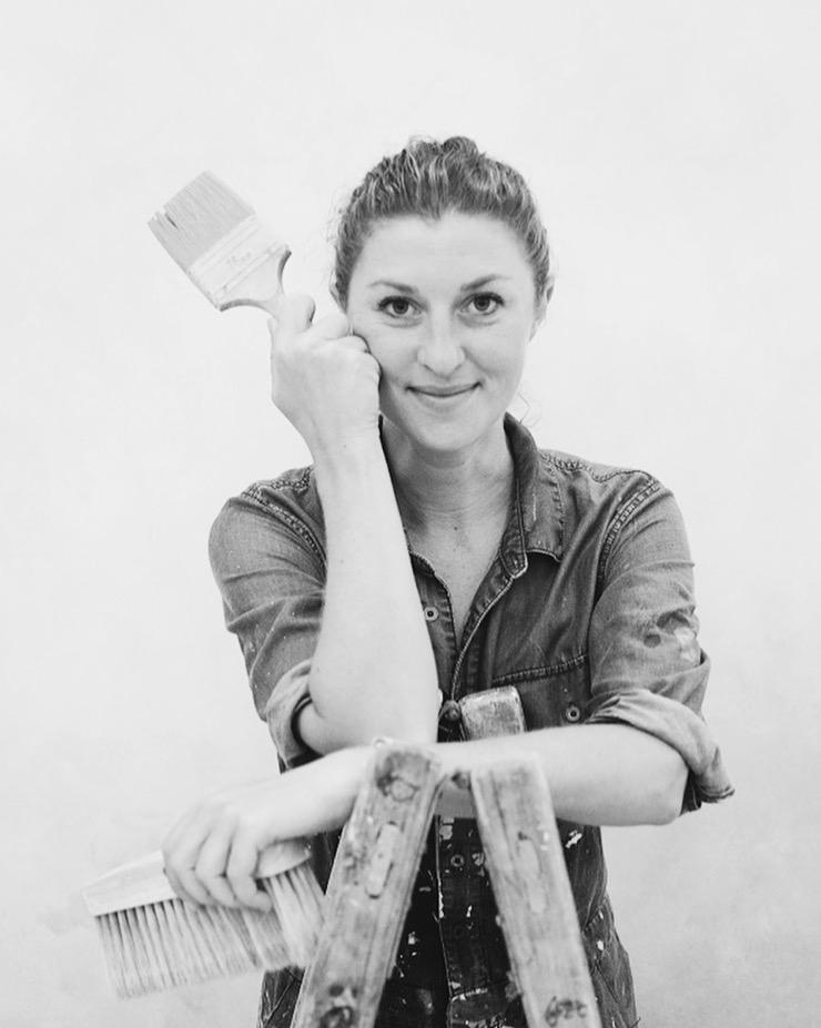 Portraits de femmes : Elsa, Artiste/Peintre