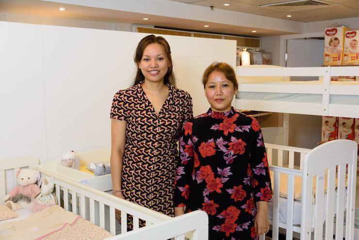 Portraits de femmes – Arati- Co-fondatrice de Baby Basics