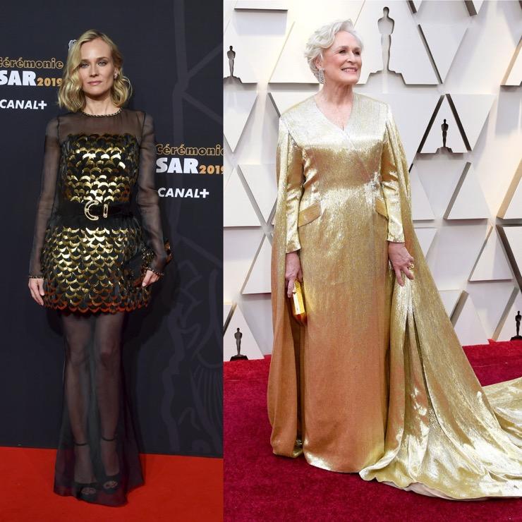 César VS Oscars 2019: et le prix du tapis rouge le plus stylé va à ...
