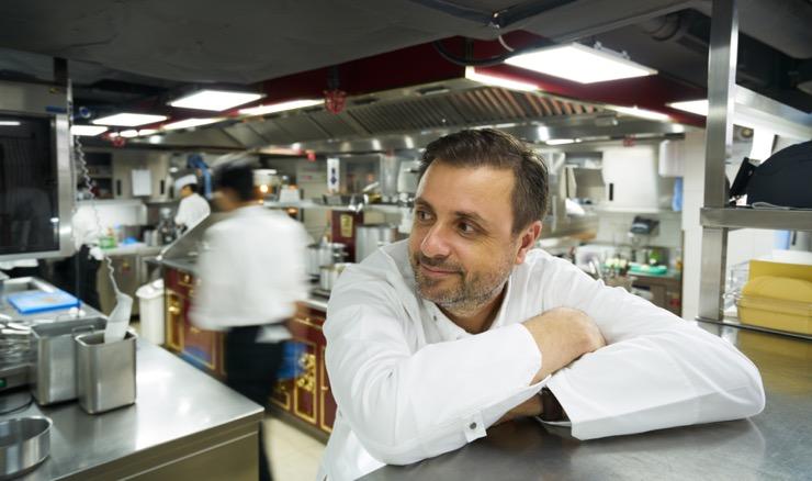 Chefs étoilés d'Hong Kong – Nicolas Boutin, Exécutive Chef chez Epure