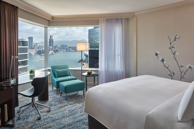 Série Staycation #6 – JW Marriott Hotel Hong Kong