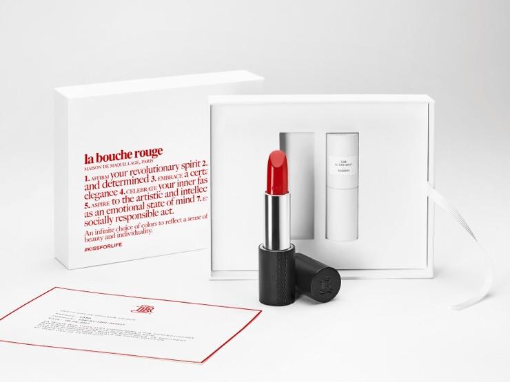 La Bouche Rouge, un manifeste pour une beauté écoresponsable
