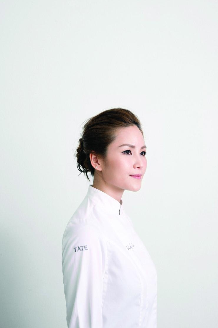 Chefs étoilés d'Hong Kong – Vicky Lau, Chef et Propriétaire de Tate Dining Room & Bar