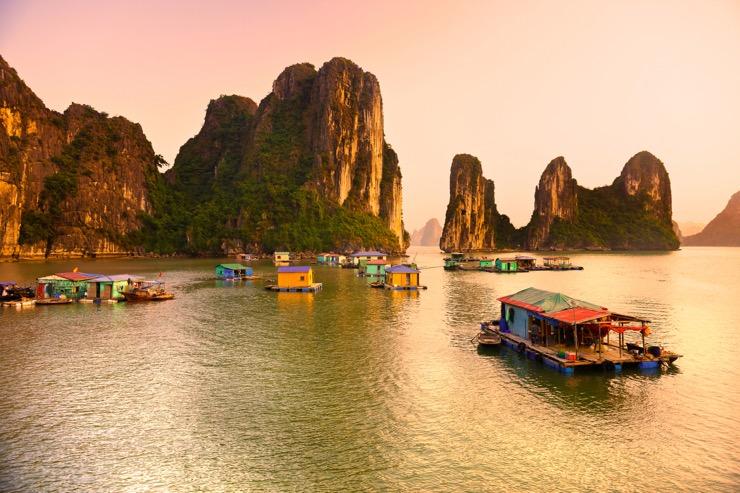 5 destinations à moins de 5h de vol de Hong Kong
