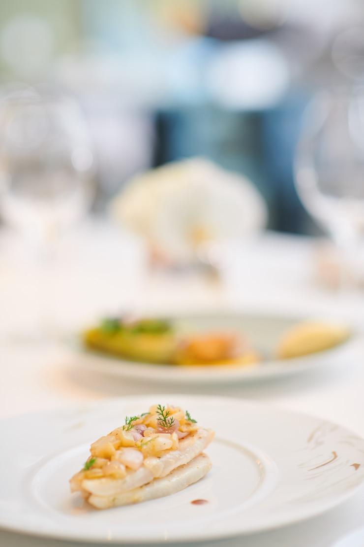 Chef étoilés d'Hong Kong – Olivier Elzer, Culinary Director à L'Envol