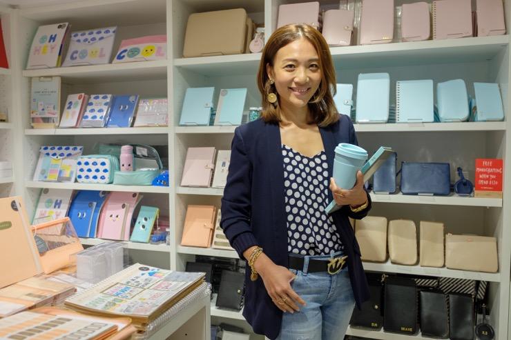 Portraits de femmes – Jacqueline, Directrice de la marque kikki.K à Hong Kong