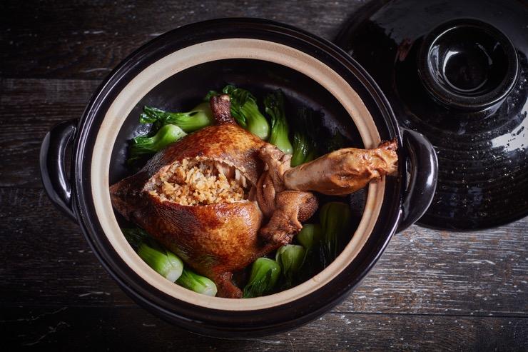 Old Bailey, un voyage gastronomique au cœur du Jiangnan