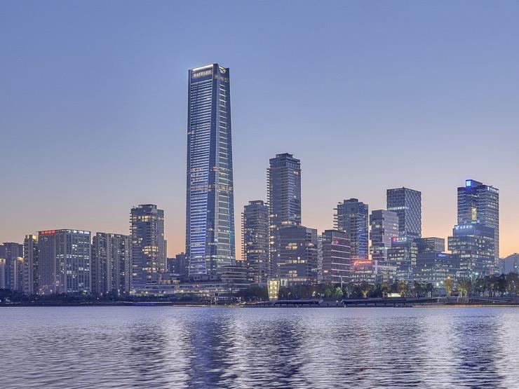 Raffles Shenzhen : une pause chic au cœur de la capitale mondiale du hardware