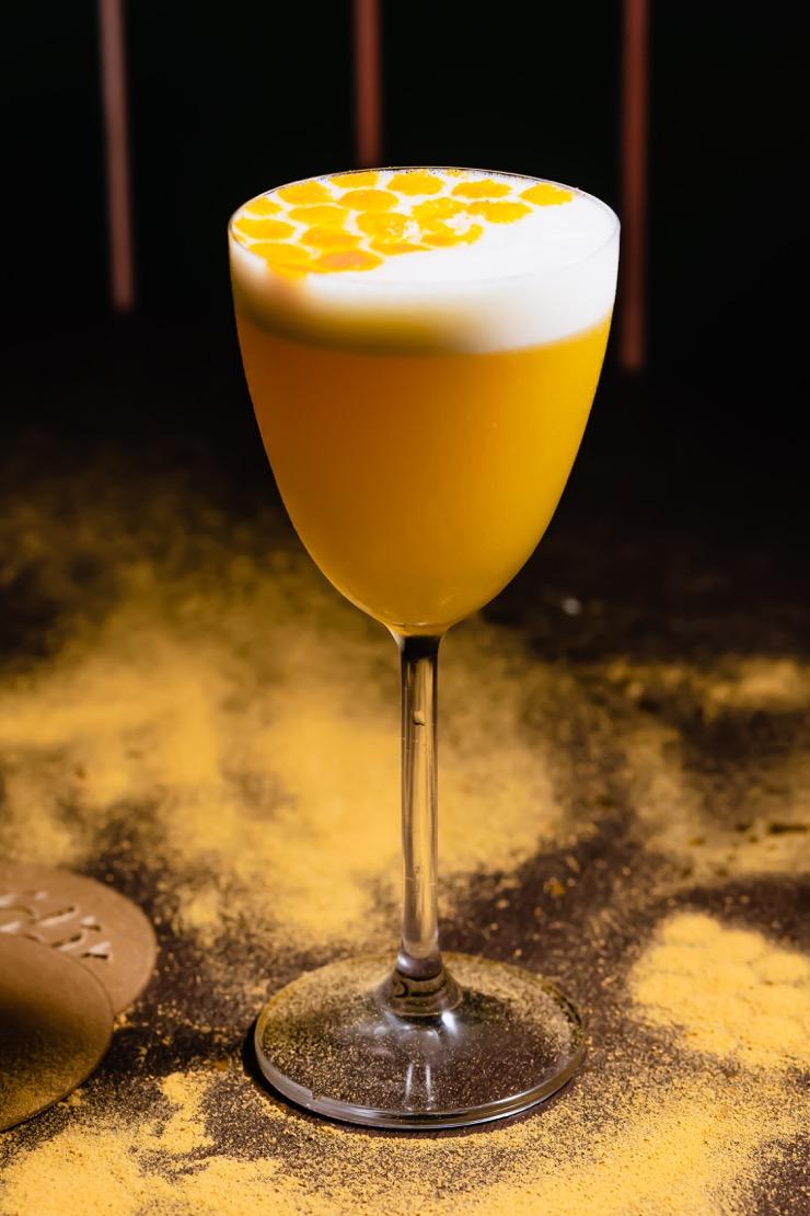 Tell Camellia : le bar à cocktails qui twist le thé
