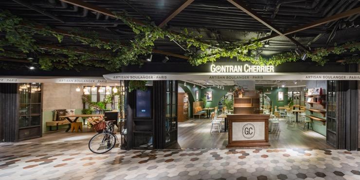 Le boulanger star Gontran Cherrier ouvre sa première boutique à Hong Kong