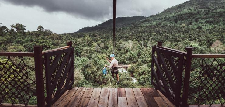 Hôtels d'exception: Shinta Mani Wild au Cambodge