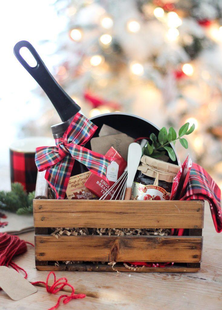 5 paniers gourmands pour les fêtes de fin d'année - Noël 2019
