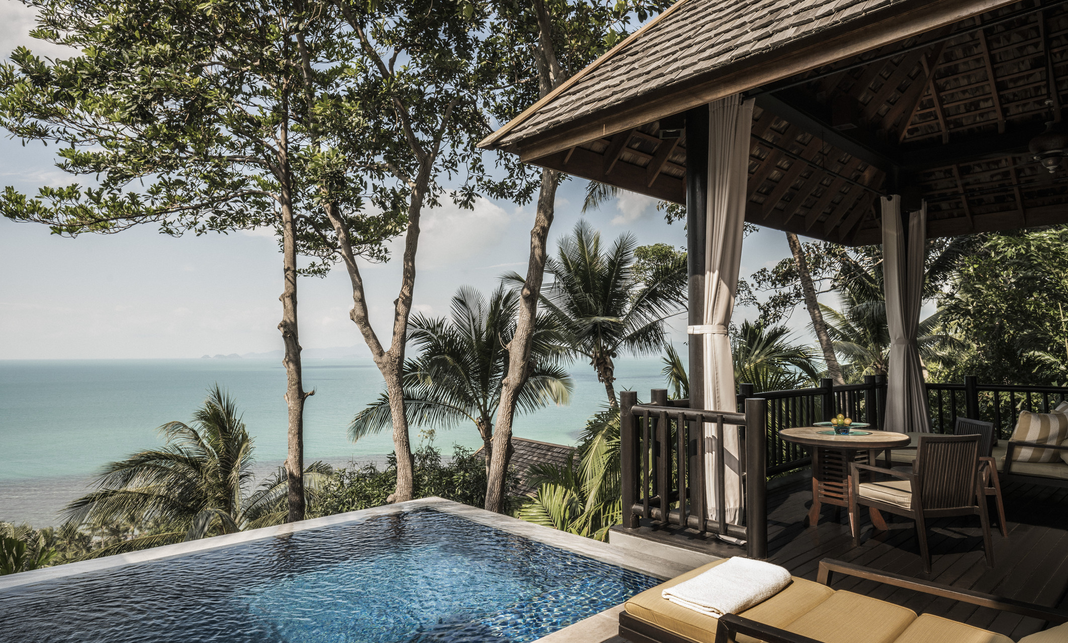 Four Seasons Koh Samui : luxe, calme et volupté