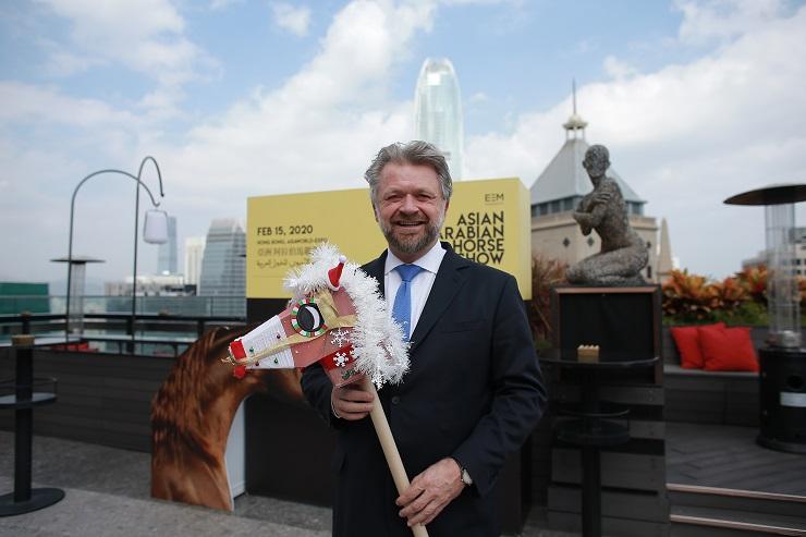 Dans les coulisses du Longines Masters Hong Kong 2020 avec le fondateur de l'évènement, Christophe Ameeuw