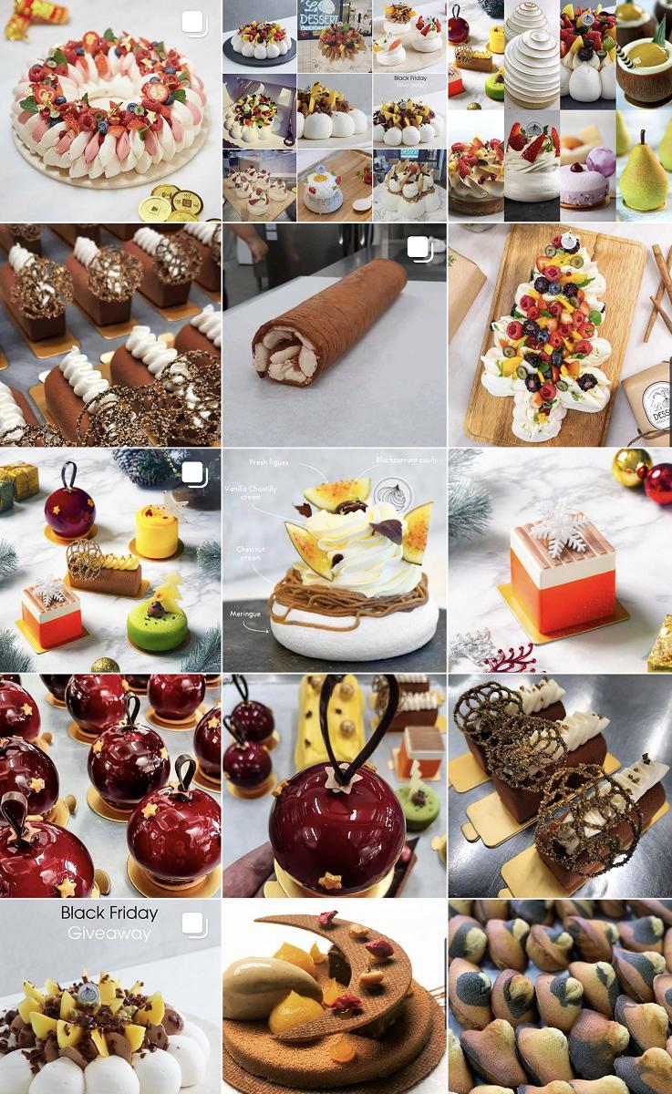 5 Chefs pâtissiers français basés à Hong Kong à suivre sur Instagram pour une dose quotidienne d'inspirations sucrées