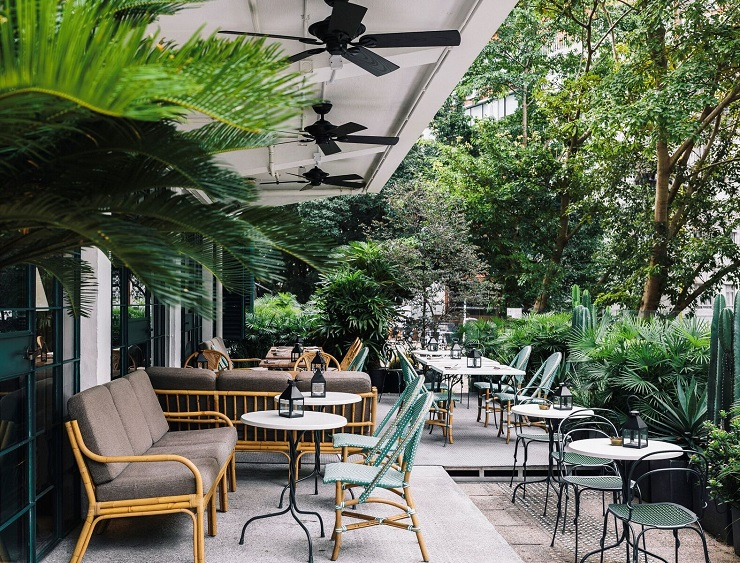 Notre top 5 des terrasses de restaurants à Central