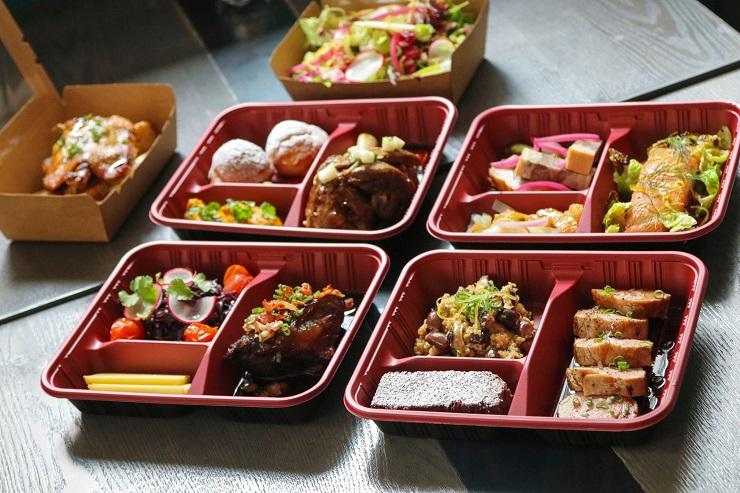 Des petits plats Français de chefs à déguster chez vous