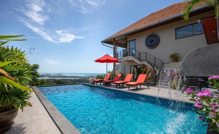 Pourquoi investir dans une propriété de luxe à Koh Samui ?