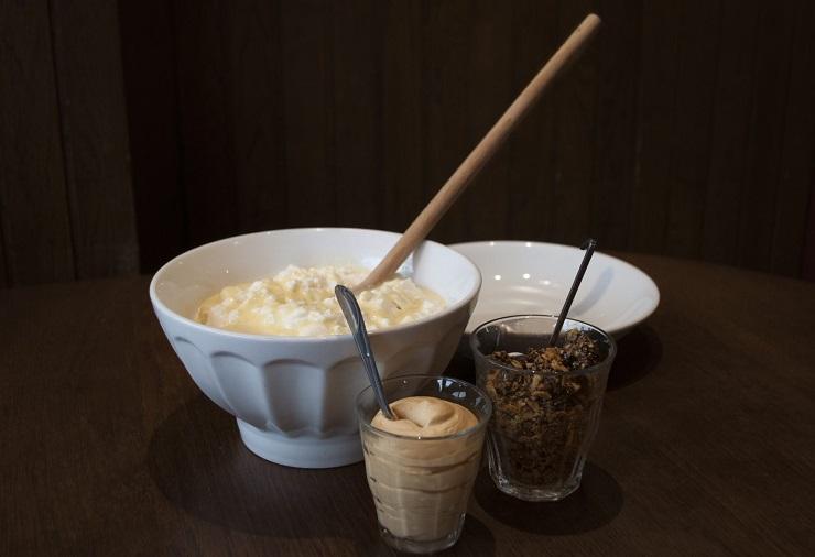 Atelier pâtisseries, pour un bon goût de France à Hong Kong – Le riz au lait du chef Stéphane Jégot
