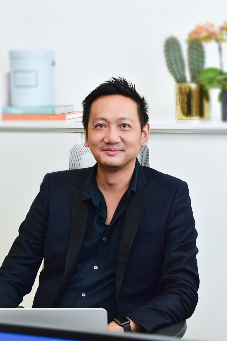 Entrepreneurs à Hong Kong – Justin, fondateur de Gift Something