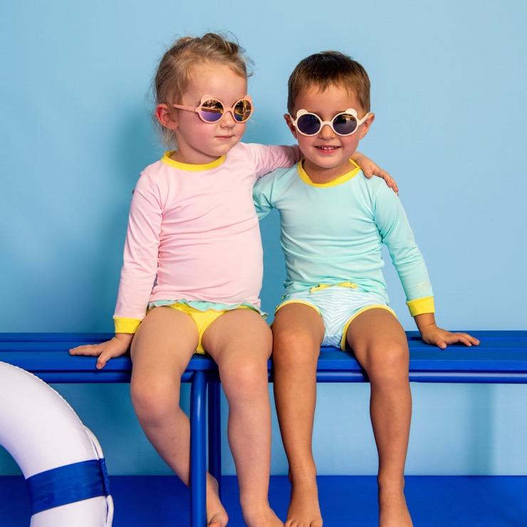 5 marques de maillots de bain écoresponsables pour bébés et enfants