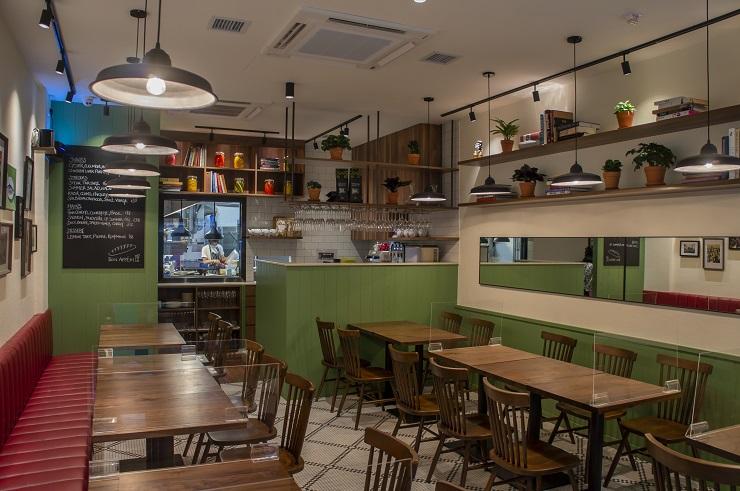 jean may, le nouveau restaurant de Wan Chai qui coche toutes les cases du (très) bon bistro