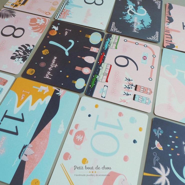3 idées de cadeaux de naissance sur le thème de Hong Kong
