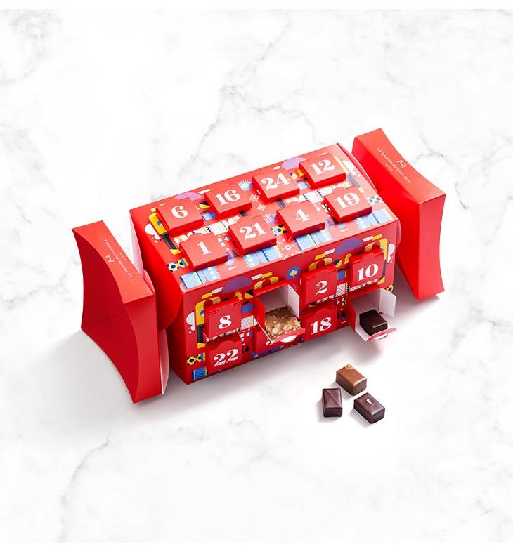 5 calendriers de l'avent pour un Noël chic à la française