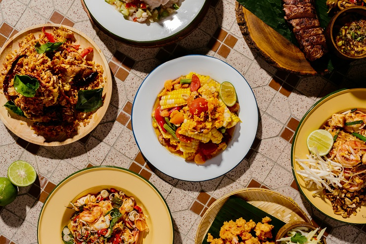 Chachawan révèle un nouveau look et ajoute une série de plats à son menu