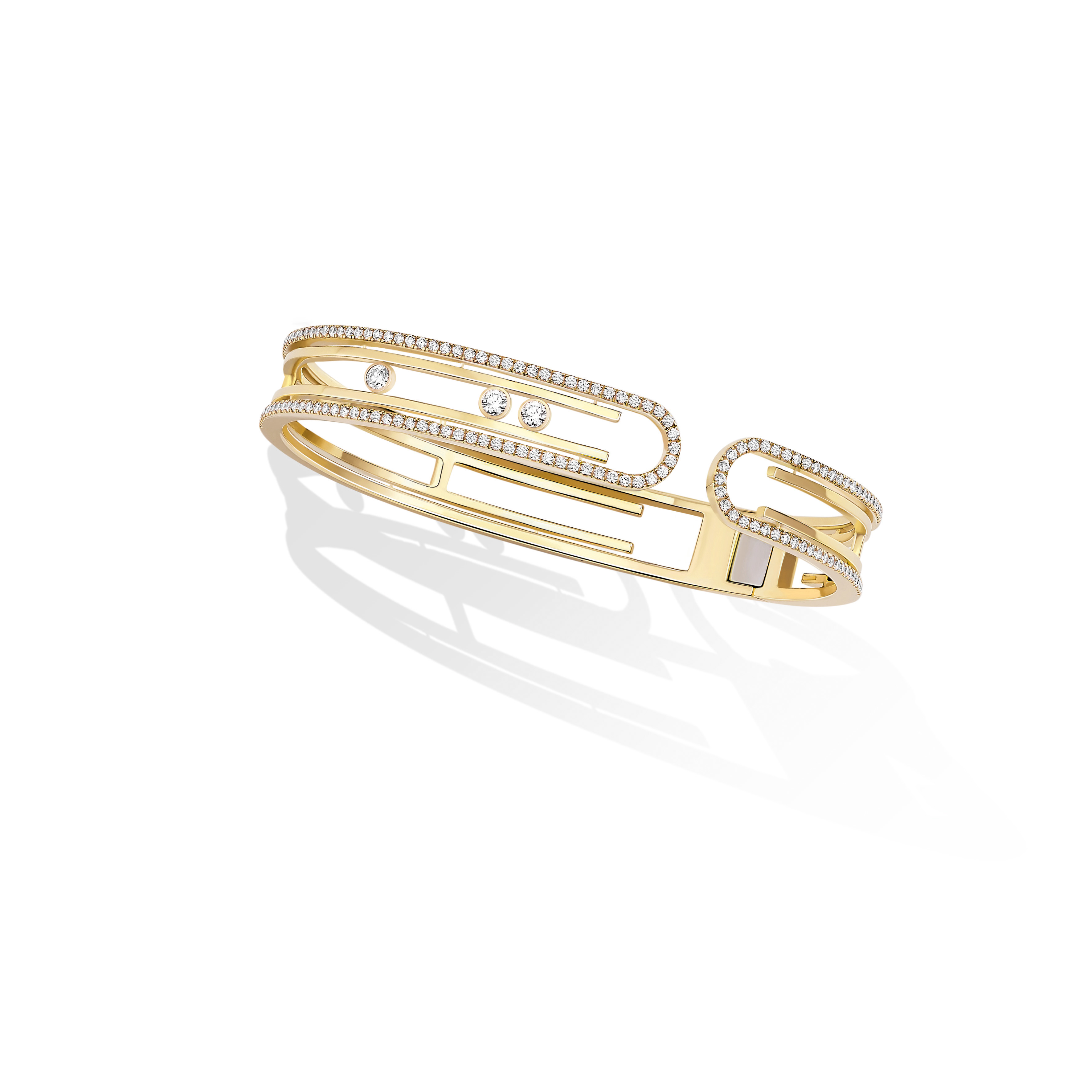 La marque de bijoux, et haute joaillerie, parisienne MESSIKA ouvre sa première boutique à Hong Kong