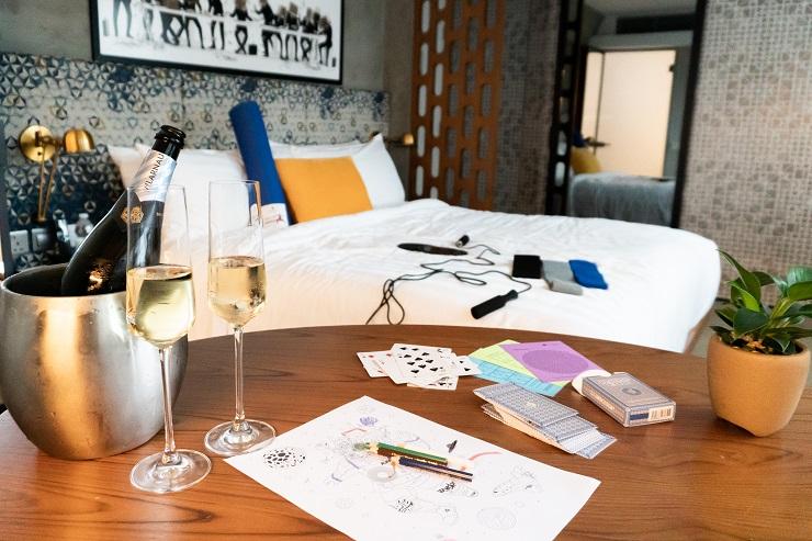Entrepreneurs à Hong Kong : Girish, Fondateur et CEO du groupe Ovolo Hotels