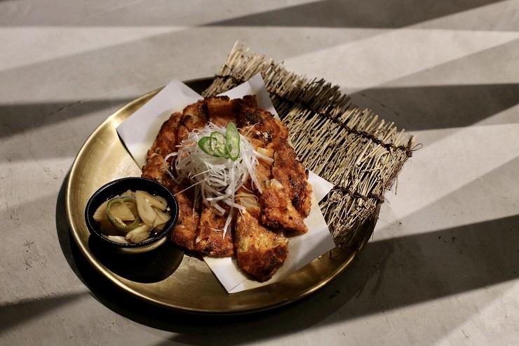 OBP, un parfum de Soju et de street food Coréenne sur Old Bailey Street