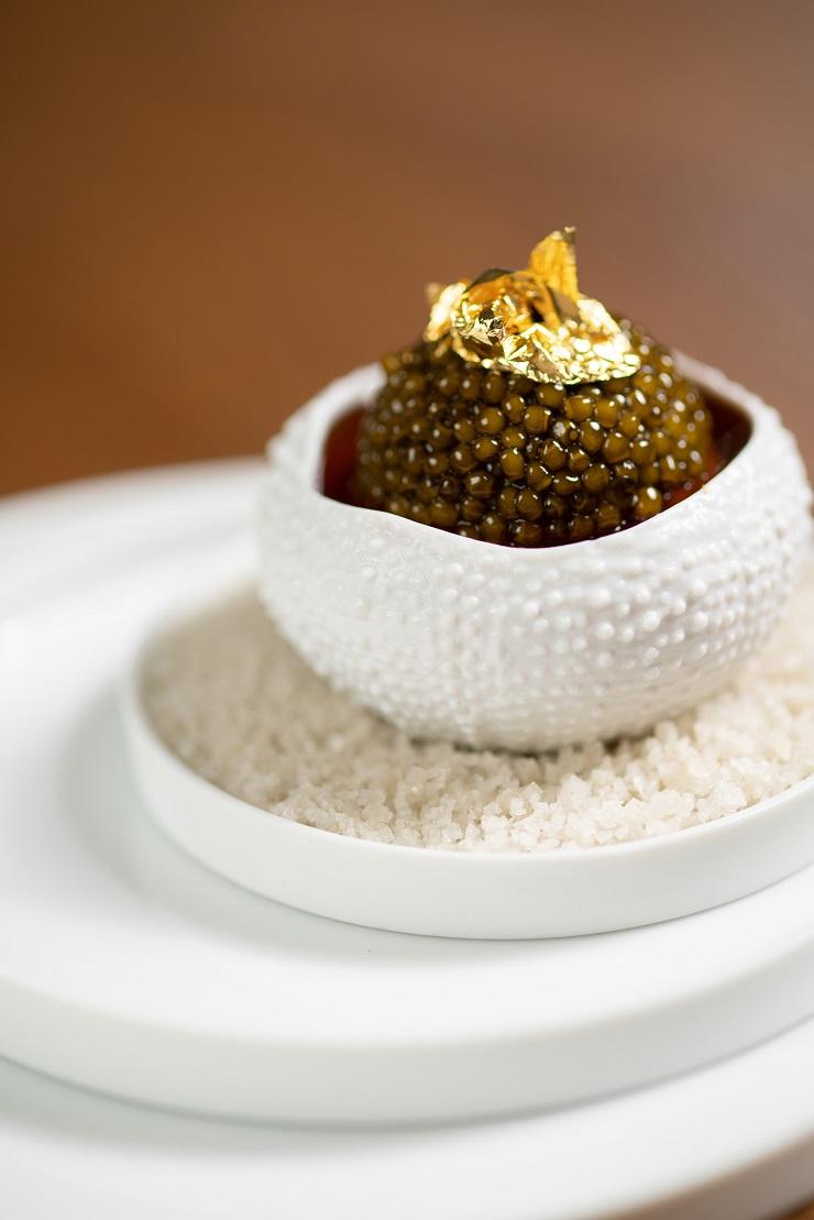 Chefs étoilés d'Hong Kong – Richard Ekkebus, culinary director du restaurant Amber