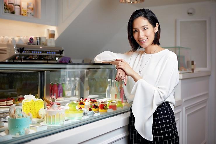 Entrepreneurs à Hong Kong – Vivien, fondatrice de Vive Cake Boutique