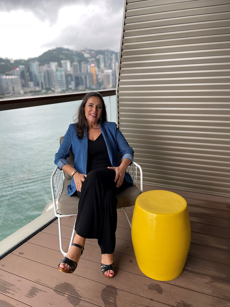 Portraits de femmes – Isabelle, Managing Director de BÉABA