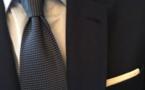 Les noeuds de cravate plutôt que les noeuds au cerveau