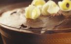 La mousse au chocolat des Maîtres Chocolatiers Lindt