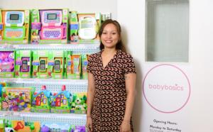 Portrait de femme – Arati- Co-fondatrice de Baby Basics