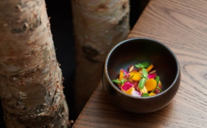Roganic, restaurant Londonnien étoilé du Chef Simon Rogan, plante ses racines à Hong Kong