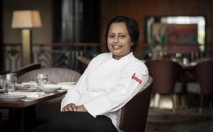 Portraits de femmes – Smita, Executive Pastry Chef au Grand Hyatt Hong Kong