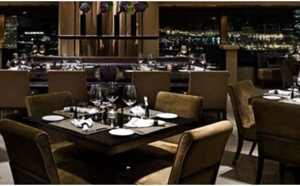 Le goût du luxe au Café Gray Deluxe